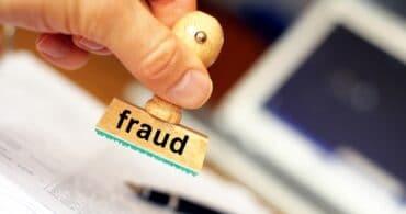 Tenant referencing fraud